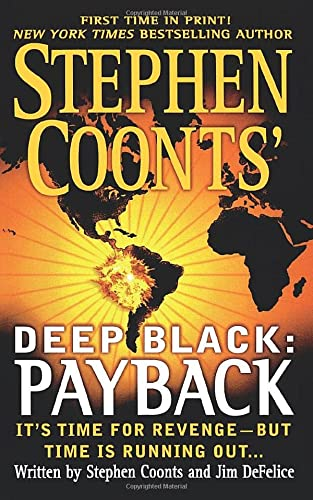 9781250092878: Stephen Coonts' Deep Black: Payback