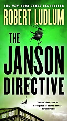 9781250093288: The Janson Directive: A Novel
