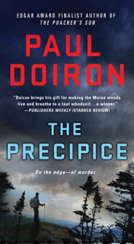 9781250093370: The Precipice: A Novel (Mike Bowditch Mysteries)
