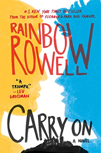 9781250093455: SIGNED! Carry On Hardcover