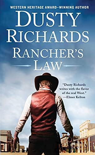 9781250093561: Rancher's Law