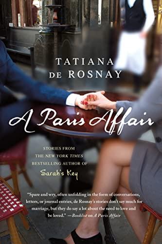 9781250093875: A Paris Affair