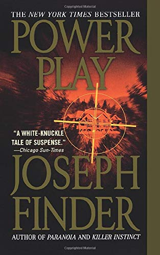 9781250094353: Power Play: A Novel