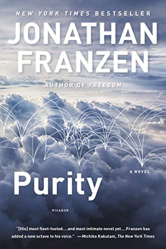 9781250097101: Purity: A Novel