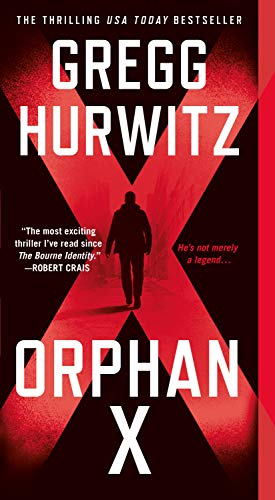 9781250097200: Orphan X (Evan Smoak)
