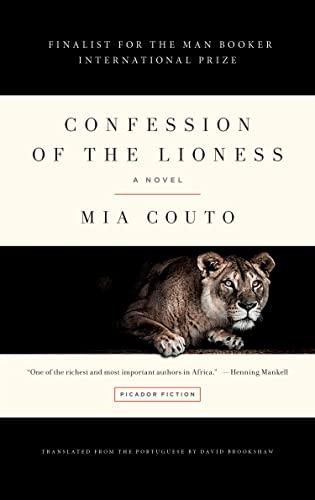 9781250097262: Confession of the Lioness: A Novel