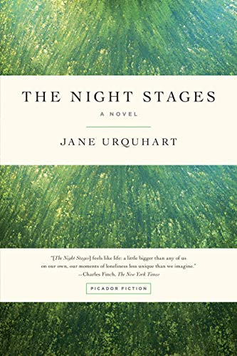 9781250097507: The Night Stages: A Novel