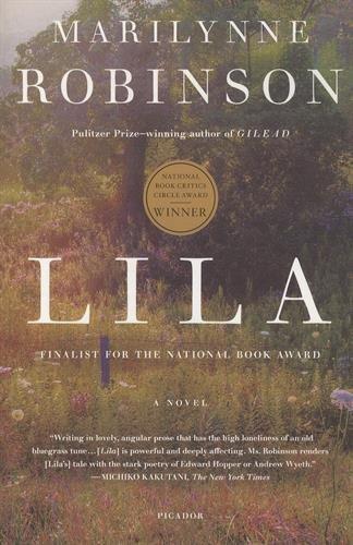 Lila. a novel - signiert: Robinson, Marilynne