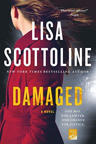 9781250099648: Damaged: A Rosato & DiNunzio Novel