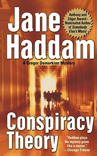 9781250100269: Conspiracy Theory