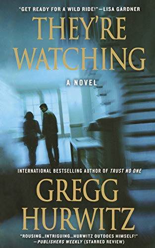 9781250100313: They're Watching: A Novel