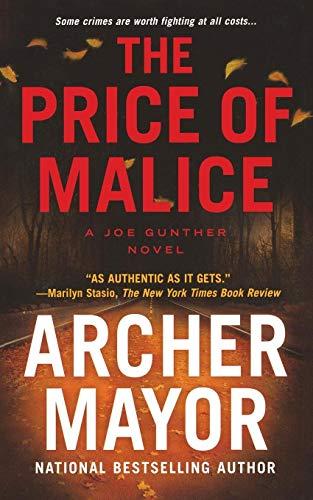 9781250100320: The Price of Malice: A Joe Gunther Novel (Joe Gunther Series)