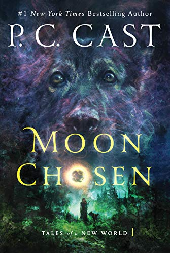 9781250100726: Moon Chosen: Tales of a New World