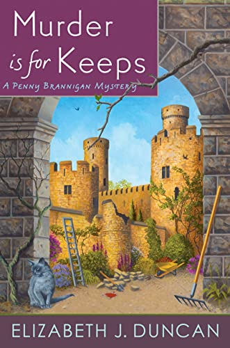9781250101471: Murder Is for Keeps (Penny Brannigan Mystery)