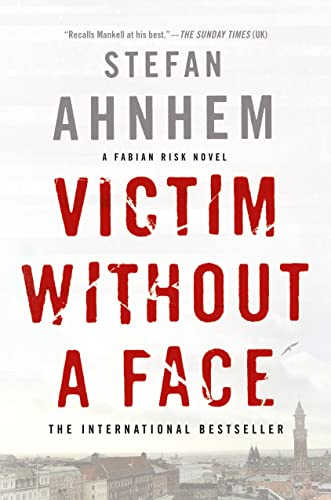 9781250103185: Victim Without a Face: A Fabian Risk Novel (Fabian Risk Series)