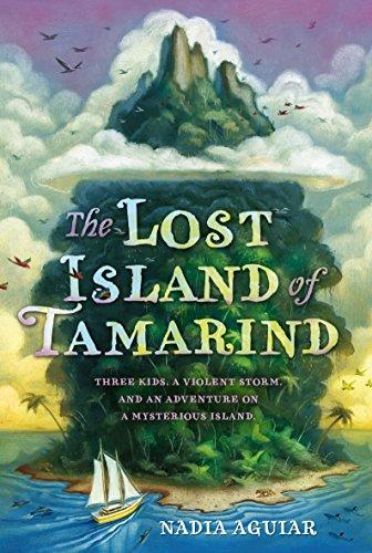 9781250103918: The Lost Island of Tamarind (Book of Tamarind)