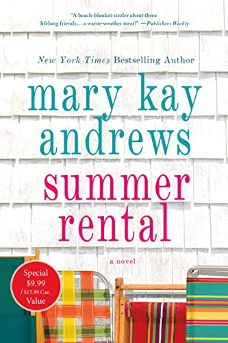 Summer Rental: A Novel: Mary Kay Andrews