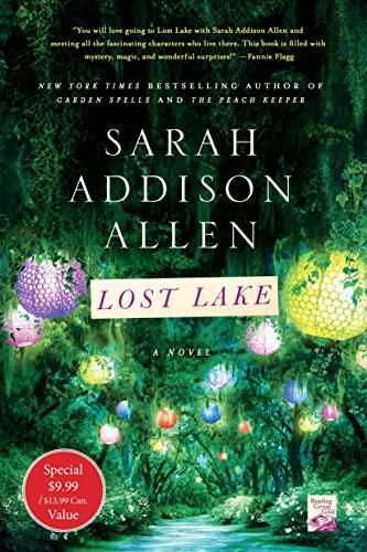 9781250104496: Lost Lake: A Novel