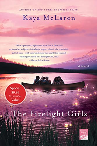 9781250104533: The Firelight Girls: A Novel