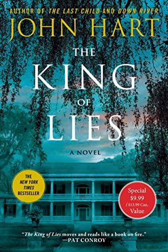 9781250104540: The King of Lies: A Novel