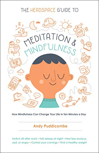 9781250104908: PUDDICOMBE, A: HEADSPACE GUIDE TO MEDITATION: How Mindfulness Can Change Your Life in Ten Minutes a Day