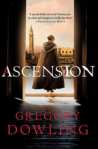 9781250108524: Ascension: A Novel (Alvise Marangon Mysteries)