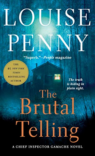 9781250109118: The Brutal Telling (Chief Inspector Gamache Novels)