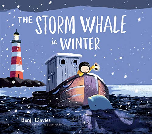 9781250111869: The Storm Whale in Winter