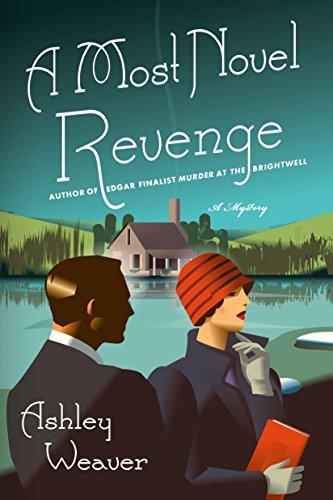9781250112446: Most Novel Revenge (Amory Ames Mystery)