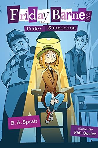 9781250115041: Friday Barnes Under Suspicion (Friday Barnes Mysteries)