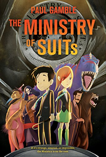 9781250115102: The Ministry of SUITs