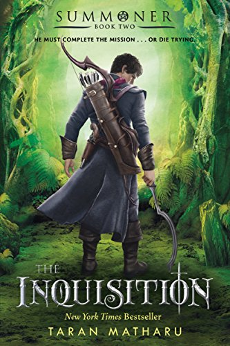 9781250115218: The Inquisition: Summoner: Book Two