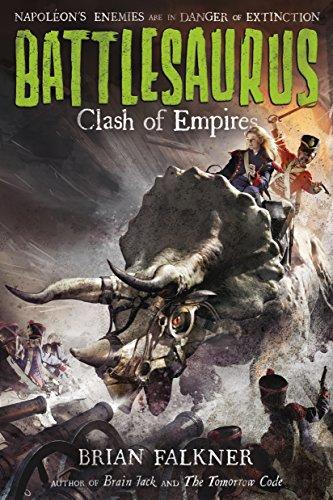9781250115331: Battlesaurus: Clash of Empires