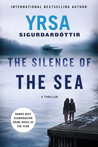 9781250115553: The Silence of the Sea: A Thriller (Thora Gudmundsdottir)