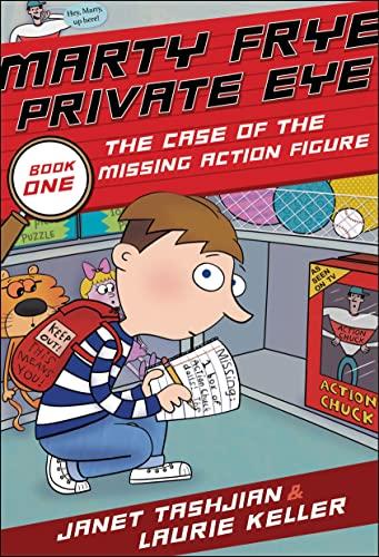 Marty Frye, Private Eye: The Case of: Tashjian, Janet