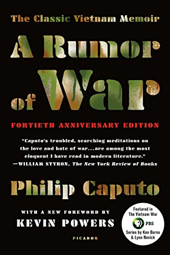 9781250117120: A Rumor of War: The Classic Vietnam Memoir (40th Anniversary Edition)