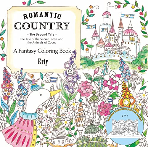 9781250117281: ROMANTIC COUNTRY THE SECOND TALE