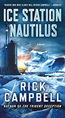 9781250117663: Ice Station Nautilus: A Novel