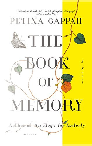 9781250117922: The Book of Memory: A Novel