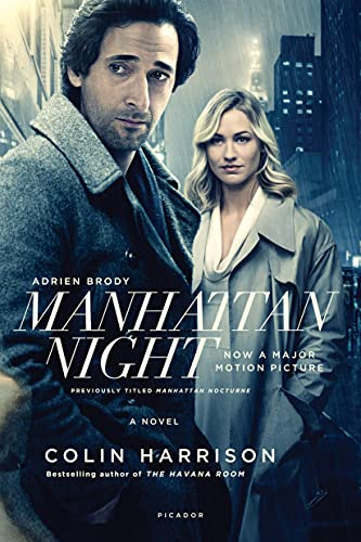 9781250119421: Manhattan Night