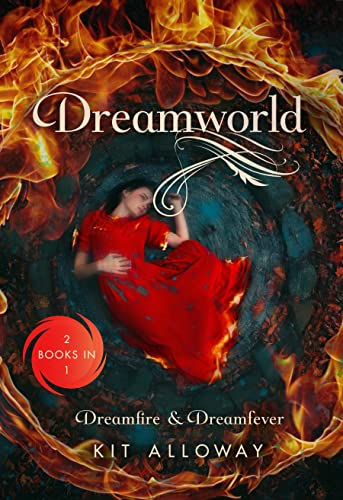9781250122513: Dreamworld: Two Books in One: Dreamfire & Dreamfever (Dream Walker Trilogy)