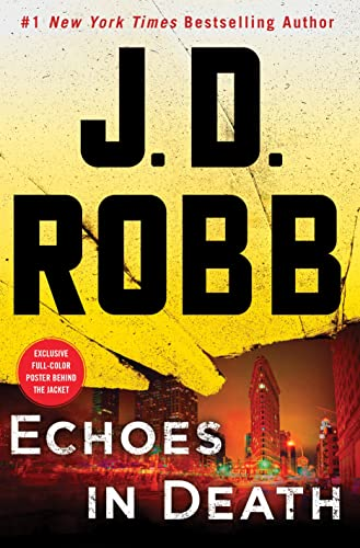 9781250123114: Echoes In Death (International Edition)