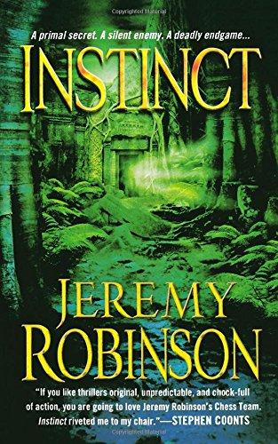 9781250124418: Instinct