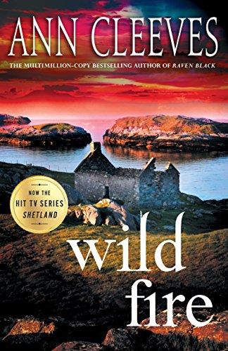9781250124845: Wild Fire: A Shetland Island Mystery (Shetland Island Mysteries, 8)