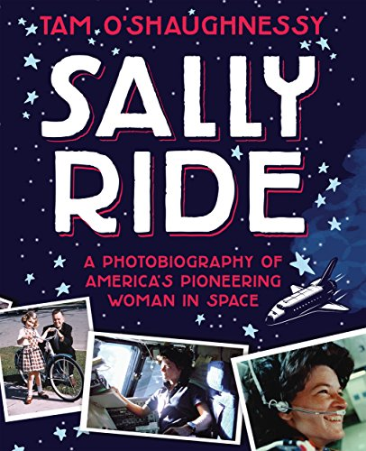 9781250129611: Sally Ride: A Photobiography of America's Pioneering Woman in Space