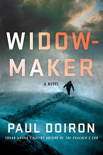 9781250130167: Widowmaker: A Novel (Mike Bowditch Mysteries)