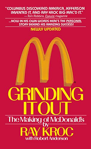9781250130280: Grinding it Out: The Making of Mcdonalds
