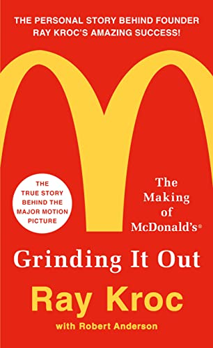 9781250130280: Grinding It Out: The Making of McDonald's