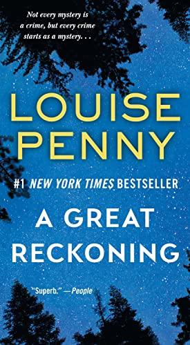 9781250130747: A Great Reckoning: A Novel (Chief Inspector Gamache Novel)