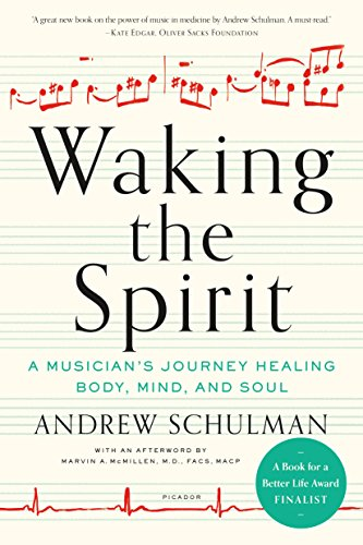 9781250132222: Waking the Spirit: A Musician's Journey Healing Body, Mind, and Soul